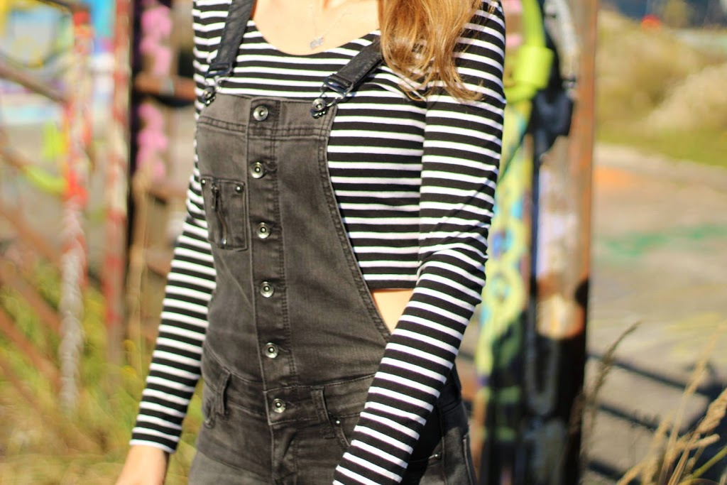 Look ONE   DUNGAREE - Stylingliebe