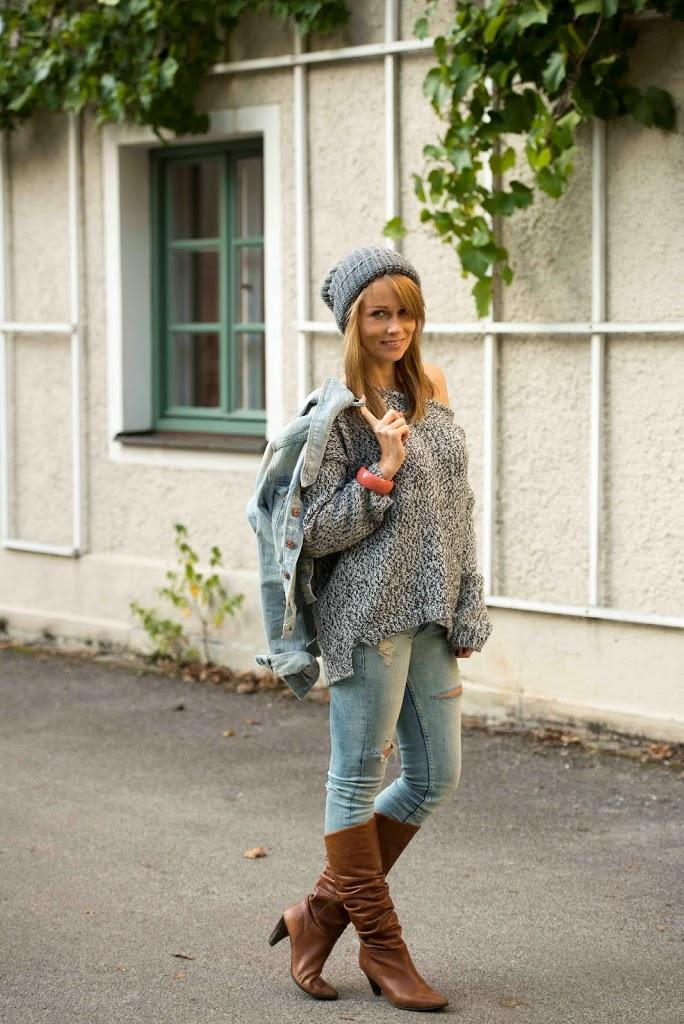 shoppingqueen, guido maria kretschmer, vox, outfit, muenchen, herbst, winter, trend, beanie, bloggerprojekt, shoppingqueenspecial