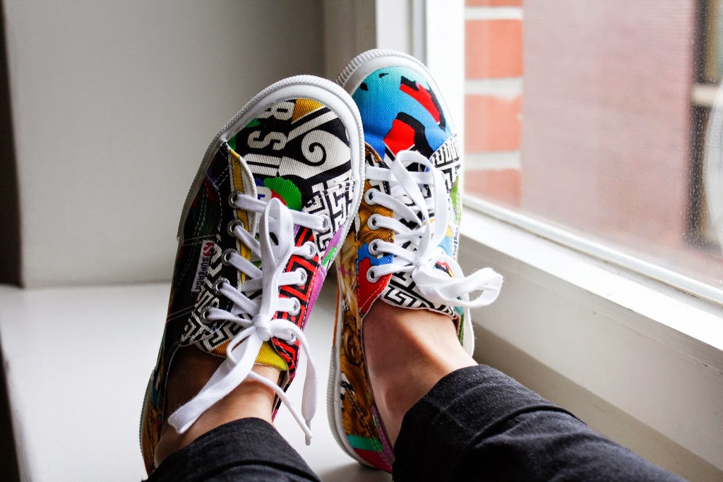 superga, versus versace, superga x versus, versace, sneaker, trend, style, hipster, swag