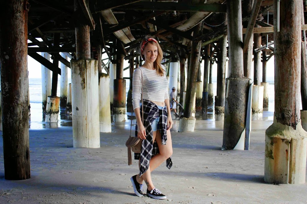 Cocoa Beach, wanderlust, usa, florida, outfit, beachlook, beachoutfit, trend, sommer, life is better at the beach , blogger reise