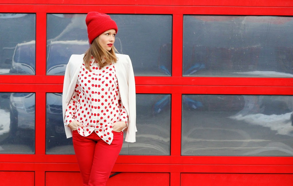 Peter Hahn, bloggerstyle, outfit, trends, outfit stylingliebe, mode, rotes Outfit, Outfitinspiration, muenchenblogger,