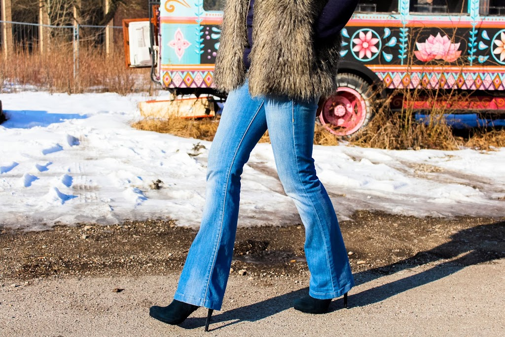 boot cut, schlaghose, hippie style, hippie look, boho, bohemian, fedora, trend 2015, stylingliebe, outfit